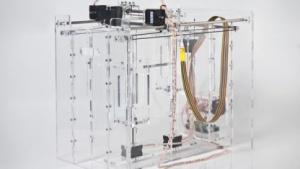 Pwdr: Open-Source-3D-Drucker baut Objekte aus Pulver auf