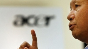 Acer-Chef J. T. Wang im Jahr 2009