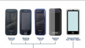 Die Icons auf Samsungs-Android-Smartphones sollen denen des iPods zum Verwechseln ähnlich sein.