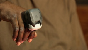Ringscanner: Das System schlägt Alarm, wenn die Sendung falsch verladen wird.