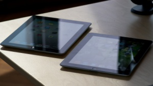 Apple vs. Samsung: Apple soll die Tablet-Idee von Knight Ridder haben