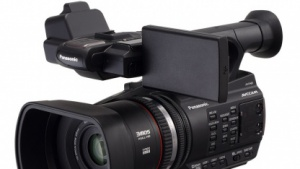 Panasonic AG-AC90: Proficamcorder mit zwei SD-Kartenslots