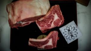 Hochwertiges Kobe-Rindfleisch aus Japan: 3D-Drucker löst Kuh ab.