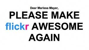 Yahoo-Pläne: Marissa Mayer soll Flickr-Team verstärkt haben
