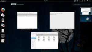 Canonical-Entwickler arbeiten an einem Ubuntu-Remix mit Gnome 3 samt seiner Shell.