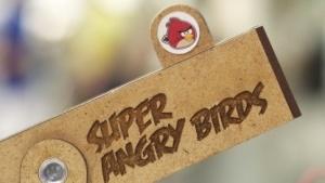 Controller für Angry Birds