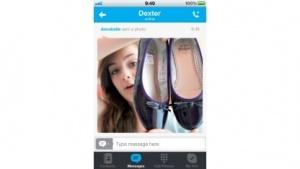 Skype für iPad und iPhone bieten nun auch eine Fotoübertragung.