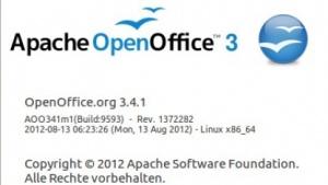 Openoffice.org wird für Windows 8 angepasst.