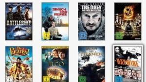 Videobuster.de: Verleih-DVD-Film behalten ab 1 Euro