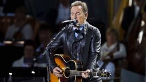 Bruce Springsteen bei einem Konzert in Oslo am 22. Juli 2012