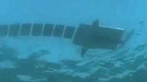 Tauchroboter Mola: Keine Wellen, kein Kelp, keine Sichtung