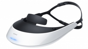 Sony HMZ-T2 - eine weitere OLED-Videobrille aus Japan