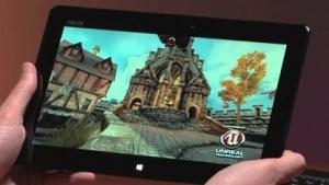 Unreal Engine 3 auf einem Asus-Tablet mit Tegra 3