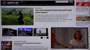 Google TV: Fernsehen und Internet