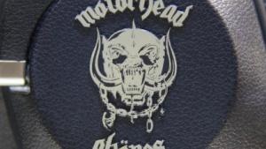 Motörhead Phönes: Schwarz mit Snaggletooth
