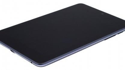 Das Nexus 7 von Google ist preiswert, solide, aber mit wenig Netzwerkhardware ausgestattet.