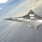 Nur-Flügler: Neuartiges Flugzeug dreht sich für Überschallflug