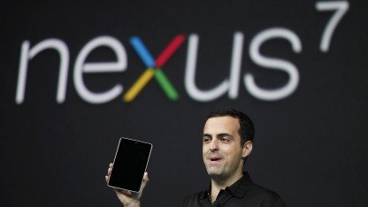 Nexus-7-Vorstellung