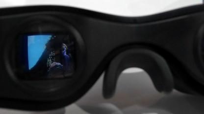 Cinemizer OLED auf der Ifa 2012