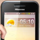 Hisense U1: Android-Smartphone mit Dual-SIM-Funktion für 170 Euro