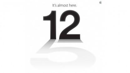 Produktvorstellung am 12. September 2012