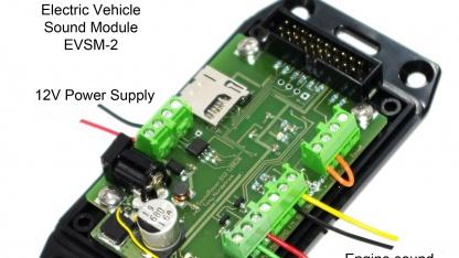 Generator für Motorengeräusche: 12-Zylinder-Sound für E-Smart?
