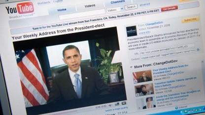 Copyright-Zensur: Youtube blockiert Barack Obama
