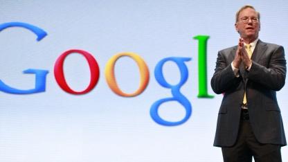 Google-Aufsichtsratschef Eric Schmidt nennt aktuelle Android-Aktivierungen.