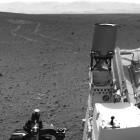 Curiosity: Marsrover grüßt von unterwegs
