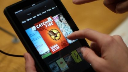 Amazon hat vier neue Kindle Fire vorgestellt, darunter zwei mit einem 8,9 Zoll großen Display.