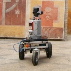 Wissenschaft: Fahrender Roboter scannt antike Hafenstadt