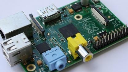 Das Raspberry Pi Revision 2