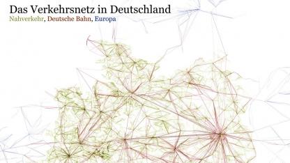 OpenplanB hat den gesamten Fahrplan des deutschen Fernverkehrs veröffentlicht.