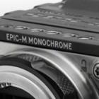 Digitale Filmkamera: Schwarz-Weiß-Version der Red Epic-M
