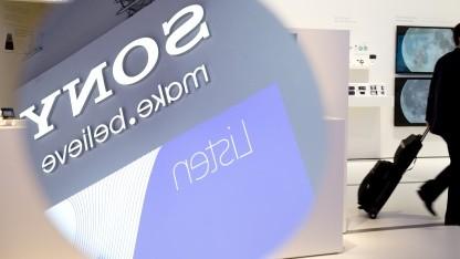 Sony auf der Ifa 2012