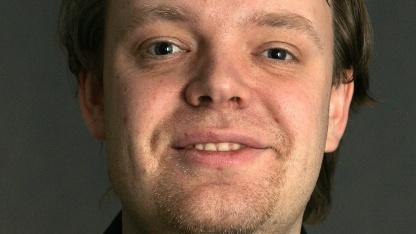 Rickard Falkvinge im Jahr 2006