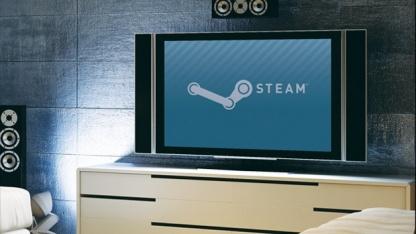 Steam im Big Picture Mode