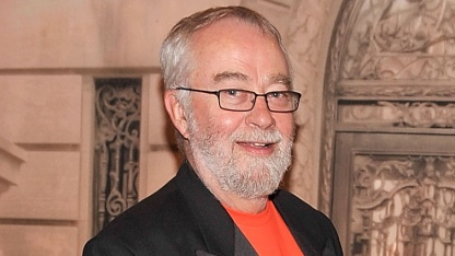 Bill Moggridge (2010, bei der National Design Awards Gala): 5-Kilo-Laptop