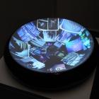 Display ohne Grenzen: Intels Fotoschüssel und die Wohnzimmerwand als Touchscreen