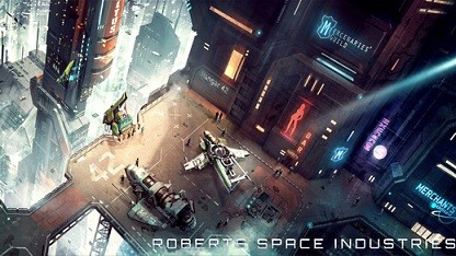 Grafik Roberts Space Industries