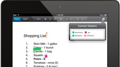 Neue Apps für Google Drive unter iOS und Android