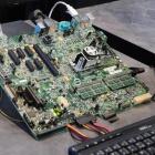 CPU-Prototyp: Intels Haswell braucht für Heaven-Benchmark 8 Watt