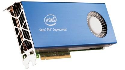 Eine Vorversion des Xeon Phi kommt bald im Supercomputer Stampede zum Einsatz.