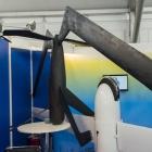 Aerie: Drohne wird vom Hubschrauber zum Motorsegler