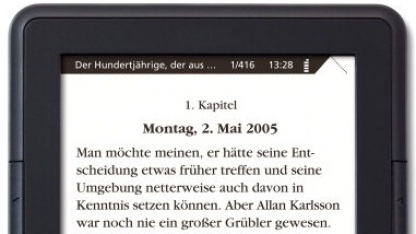 E-Book-Reader 4: Einsteiger-E-Book-Reader für 60 Euro