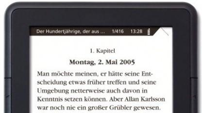 E-Book-Reader 4: Einsteiger-E-Book-Reader für 60 Euro
