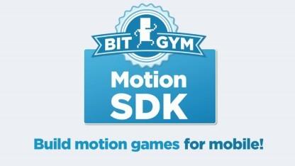 Bitgym Motion SDK - Bewegungsspiele für Smartphones und Tablets entwickeln