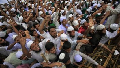 Protest gegen Mohammed-Video in Bangladesh: klares Signal an Google