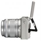 Olympus: Pen-Systemkameras mit Touchscreen
