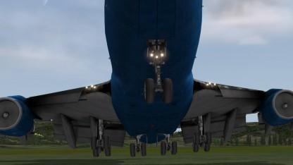 X-Plane-Entwickler unter Druck